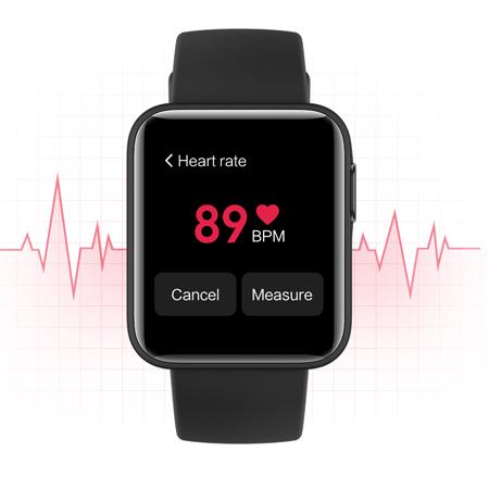 Xiaomi Mi Watch Lite Smart Watch เซนเซอร์
