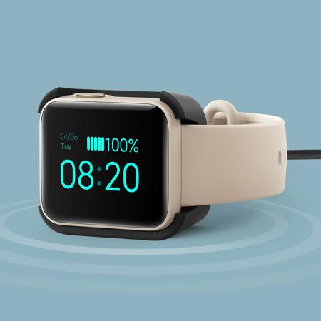 Xiaomi Mi Watch Lite Smart Watch แบตเตอรี่