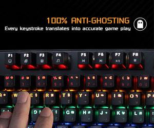 คีย์บอร์ด Nubwo X21 X-Lusion M+ Mechanical Keyboard ซื้อ