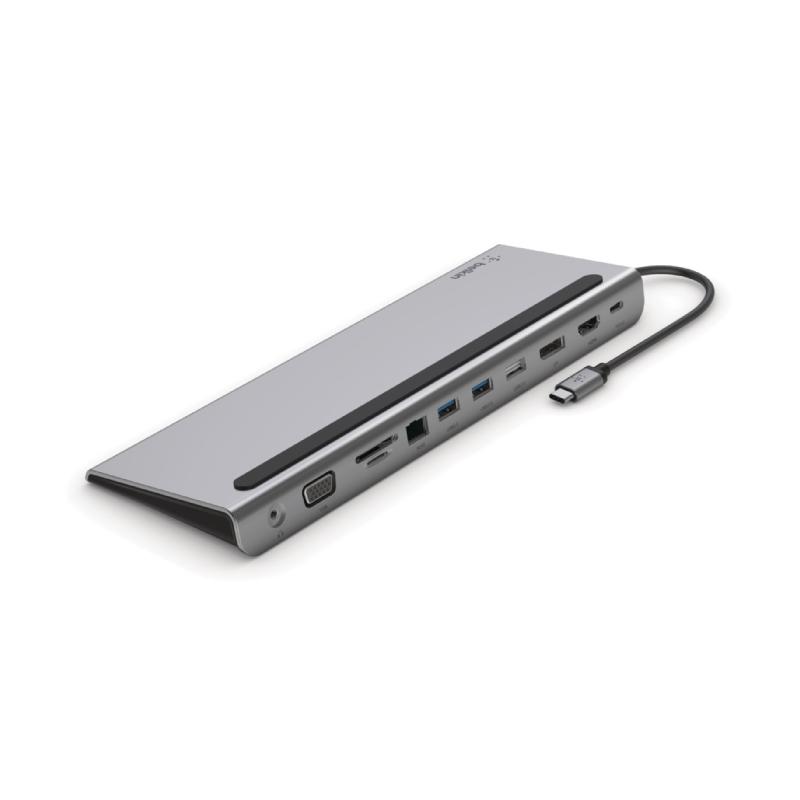 ตัวแปลง Belkin 3.1 USB-C 11-in-1 Multimedia Hub