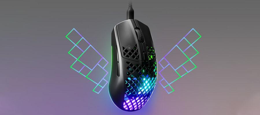 เมาส์ไร้สาย SteelSeries Aerox 3 Wireless Gaming Mouse ซื้อ - ขาย