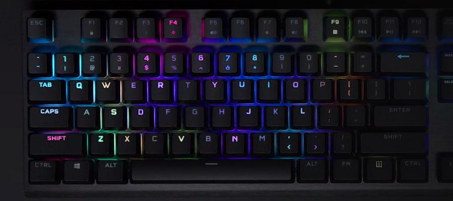 คีย์บอร์ด Corsair K60 RGB Pro Gaming Keyboard ราคา