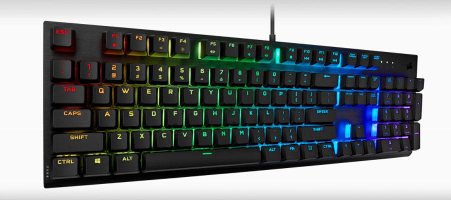 คีย์บอร์ด Corsair K60 RGB Pro Gaming Keyboard ซื้อ - ขาย