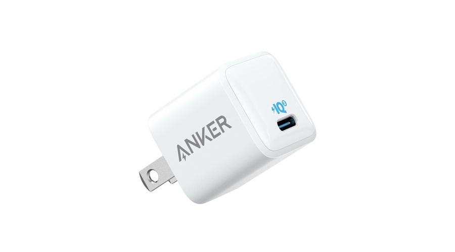 หัวชาร์จ Anker PowerPort III Nano 20W PIQ3.0 (PD+QC3.0) รีวิว
