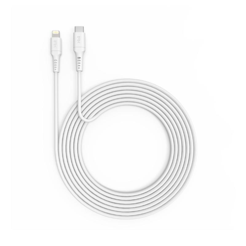 สายชาร์จ Feeltek USB-C to Lightning Cable 120 CM