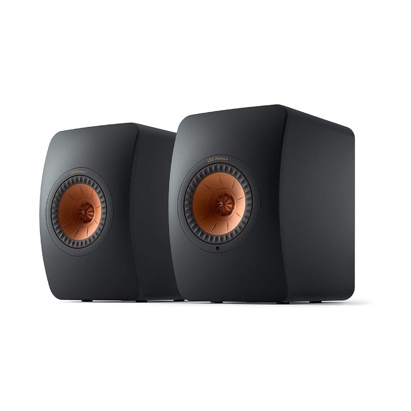ลำโพงไร้สาย KEF LS50 Wireless II Bluetooth Speaker