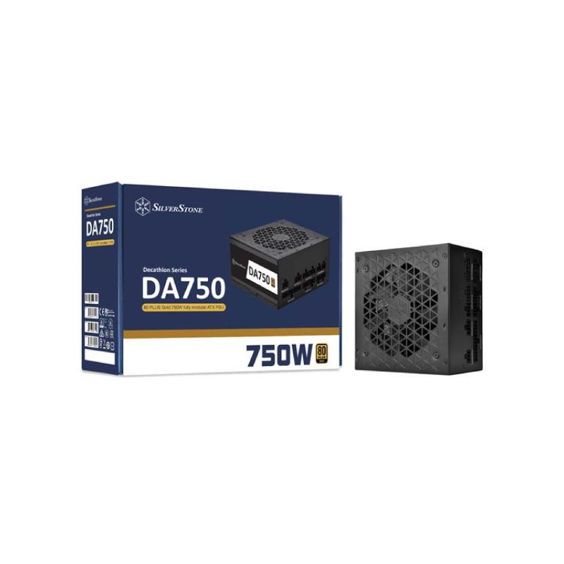 Power Supply Silver Stone DA750W 80 Plus Gold