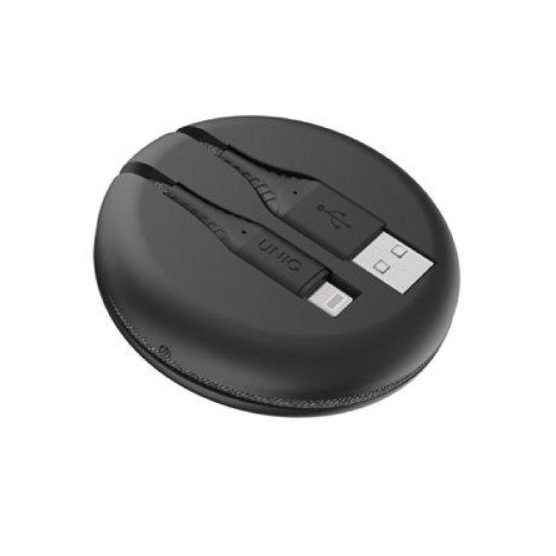 สายชาร์จ UNIQ Halo USB-A To Lightning Cable 1.2M