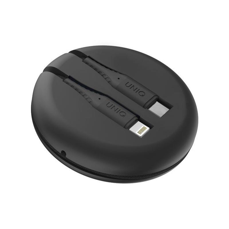 สายชาร์จ UNIQ Halo USB-C To Lightning Cable 1.2M