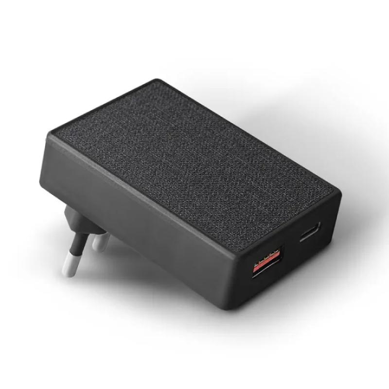 หัวชาร์จ UNIQ Votre Slim Duo 20W, 2 USB Wall Charger