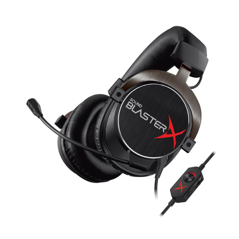 หูฟัง Creative Sound BlasterX H5 Tournament Edition