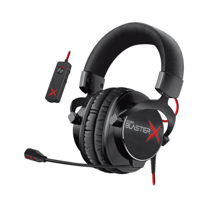 หูฟัง Creative Sound BlasterX H7 Tournament Edition