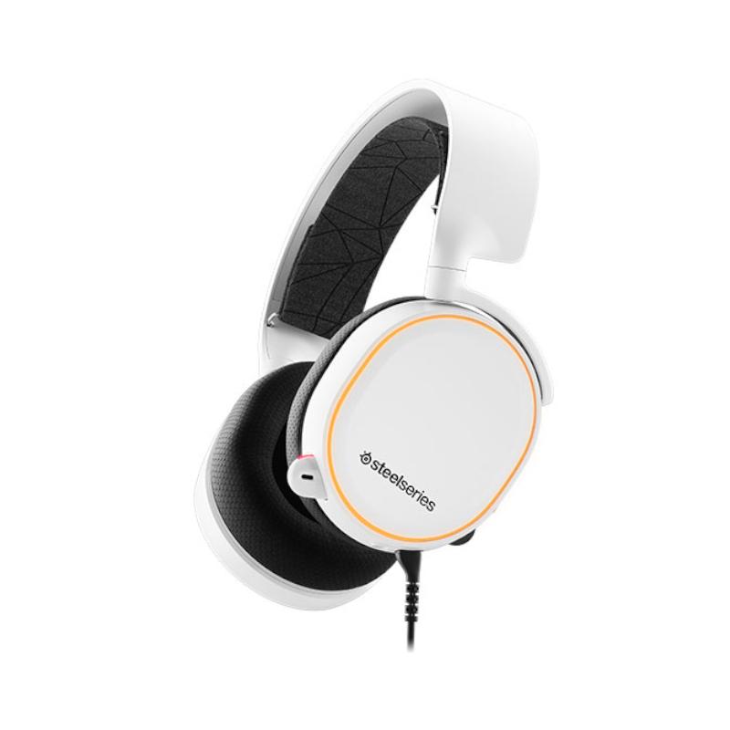 หูฟัง SteelSeries Arctis 5 RGB 7.1 DTS Headphone (2019 Edition)