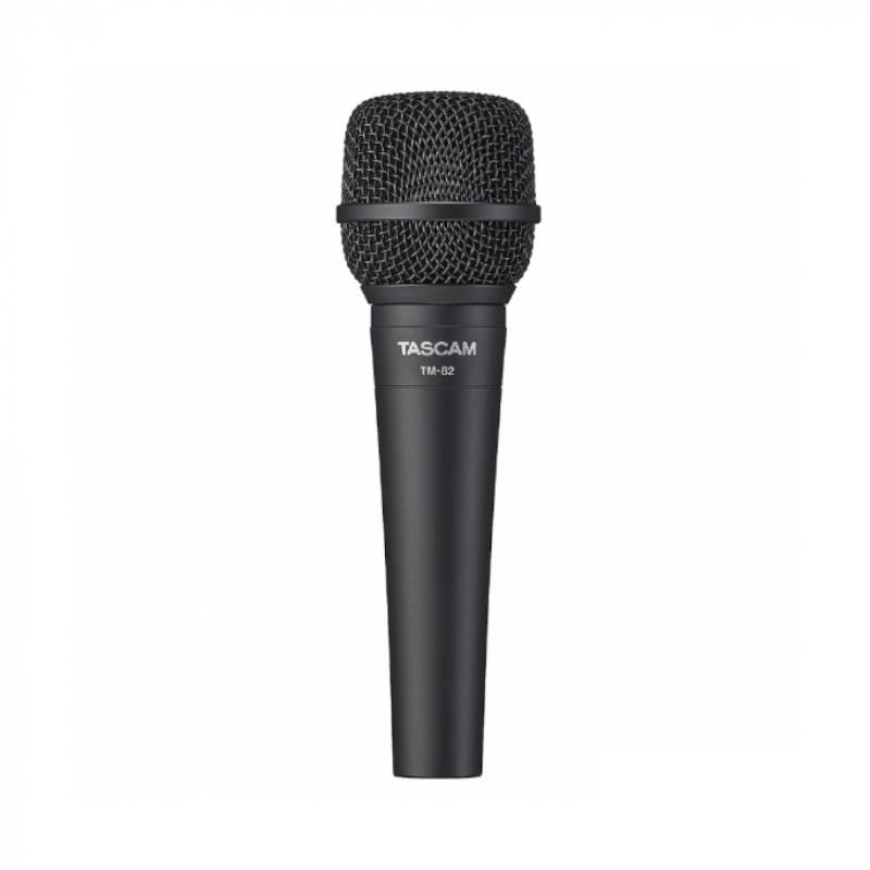 ไมโครโฟน Tascam TM-82 Microphone