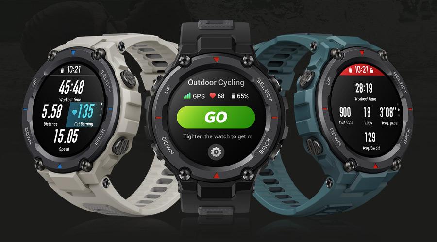 Amazfit T-Rex Pro Smart Watch ขาย