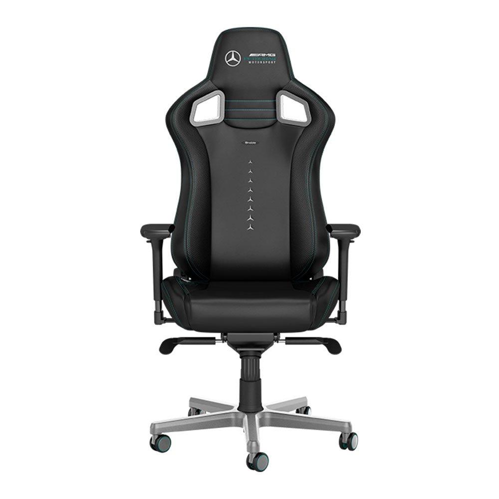 เก้าอี้เล่นเกม Noblechairs EPIC Mercedes-AMG Petronas Motorsport 2021 Edition