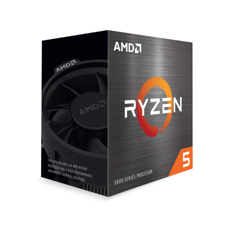 AMD Ryzen 5 5600X With Cooler CPU