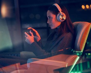 หูฟังไร้สาย B&O Beoplay Portal Wireless Gaming Headphone ไม่ดีเลย์