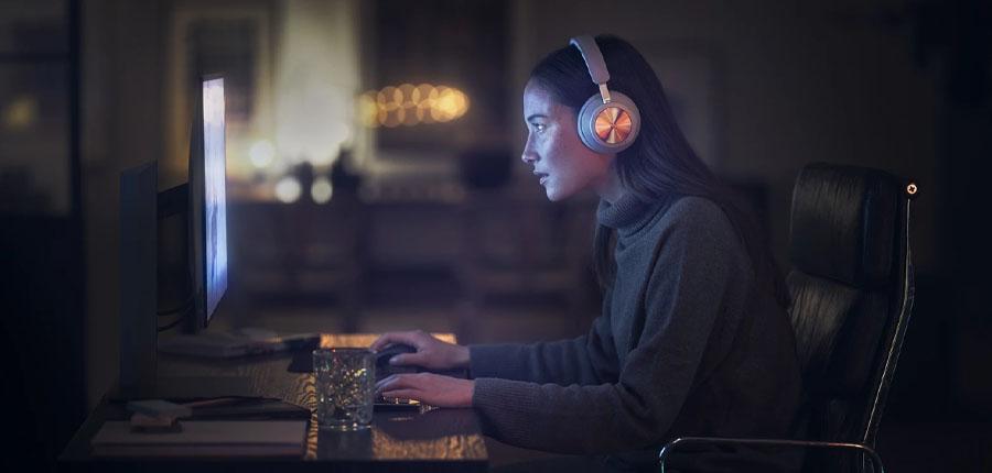 หูฟังไร้สาย B&O Beoplay Portal Wireless Gaming Headphone ราคา