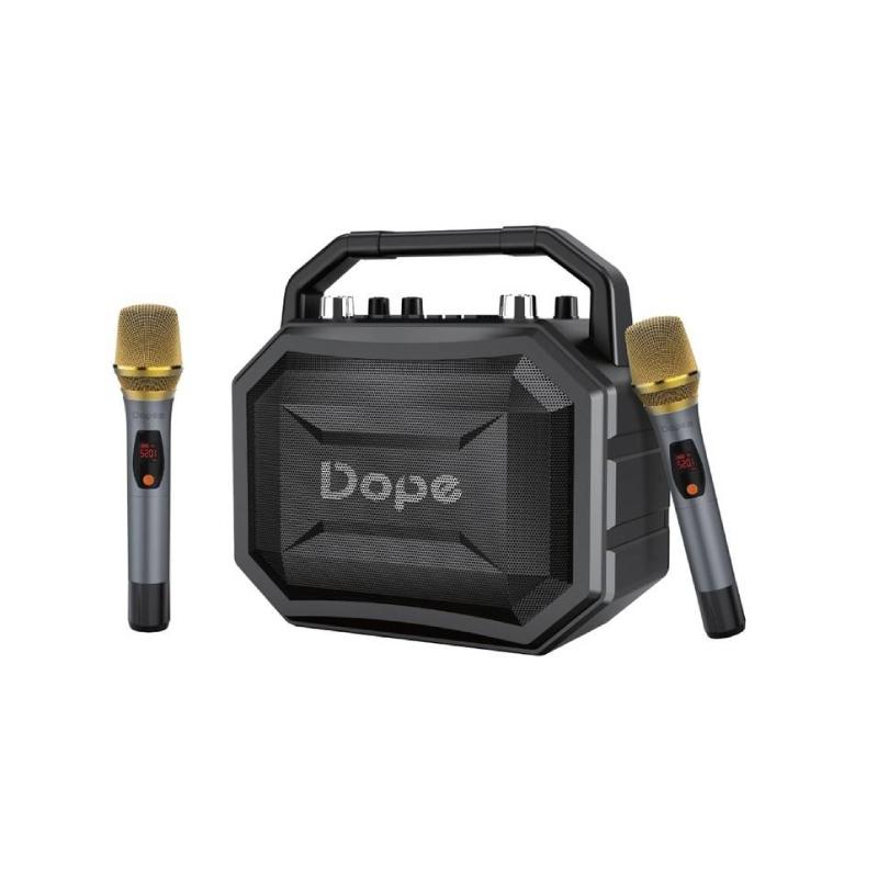 ลำโพงไร้สาย Dope Karaoke Gen 2 Bluetooth Speaker