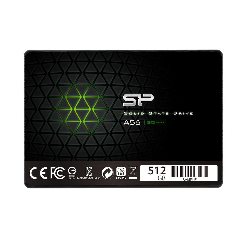 SSD Silicon Power A56 512GB 2.5 SATA