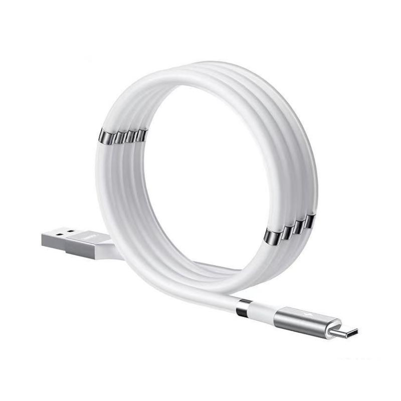 สายชาร์จ Remax Type-C (RC-125a) 1M Cable
