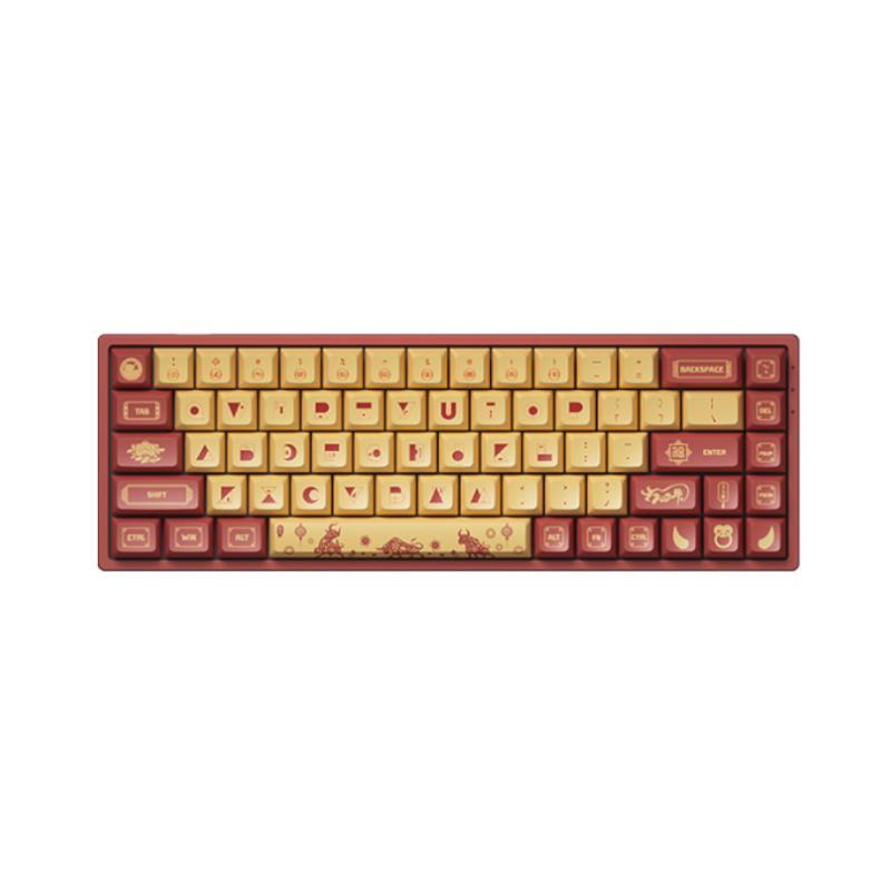 คีย์บอร์ด Akko 3068 V2 Year of Ox Mechanical Gaming Keyboard