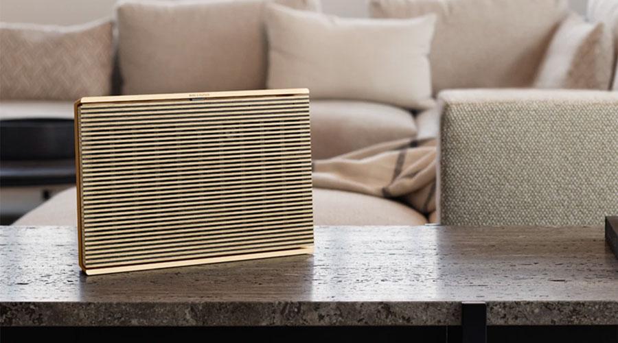 ลำโพงไร้สาย B&O Beosound Level Wireless Home Speaker ราคา
