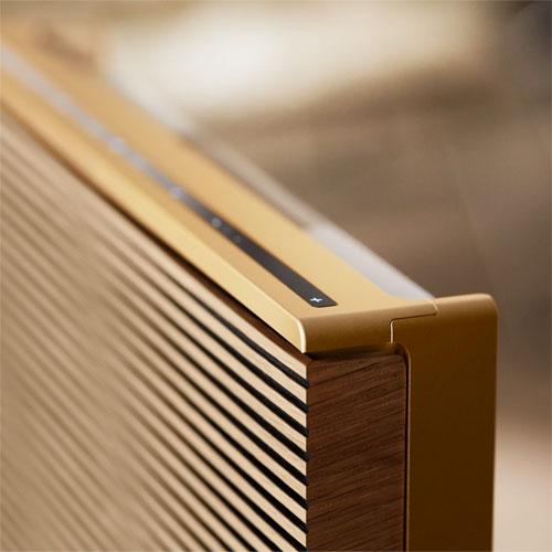 ลำโพงไร้สาย B&O Beosound Level Wireless Home Speaker เชื่อมต่อครบถ้วน