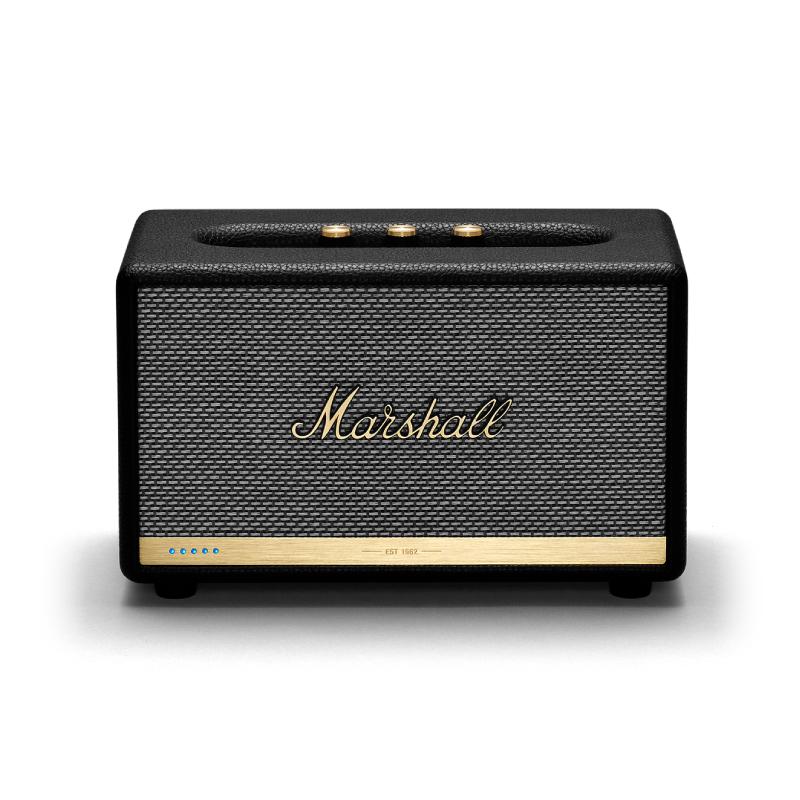 ลำโพงไร้สาย Marshall ACTON II Voice With Amazon Alexa Wireless Speaker