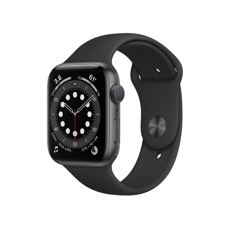 นาฬิกา Apple Watch Series 6 GPS 44mm Gray Aluminium