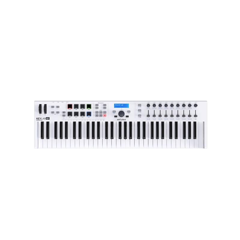 Arturia KeyLab Essential 61 Keyboard