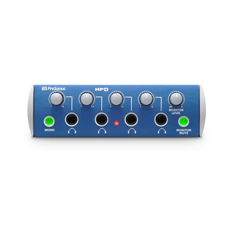 PreSonus HP4 Headphone Amps