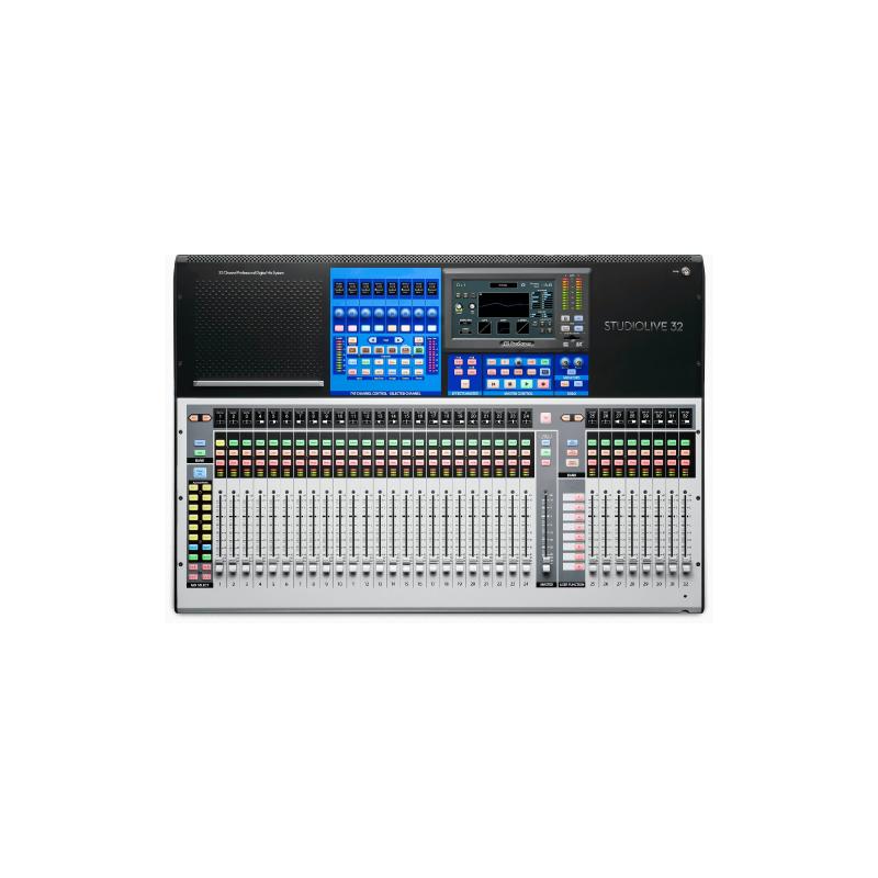 PreSonus STUDIOLIVE 32 Series 3 Console Mixer