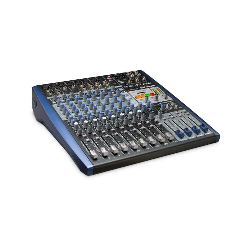 PreSonus STUDIOLIVE AR12C Analog Mixer