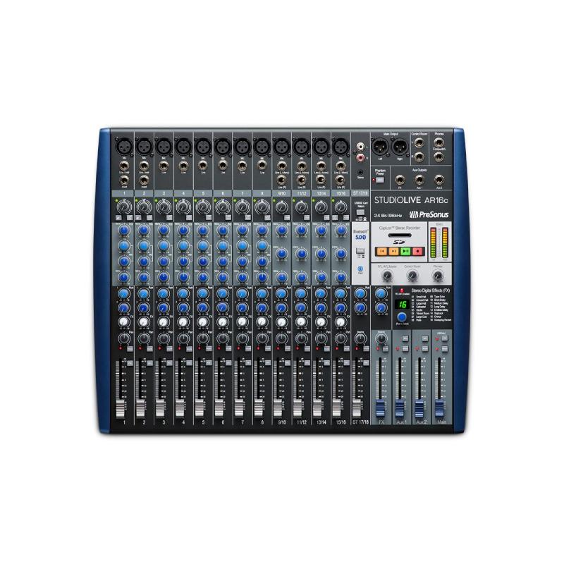 PreSonus STUDIOLIVE AR16C Analog Mixer