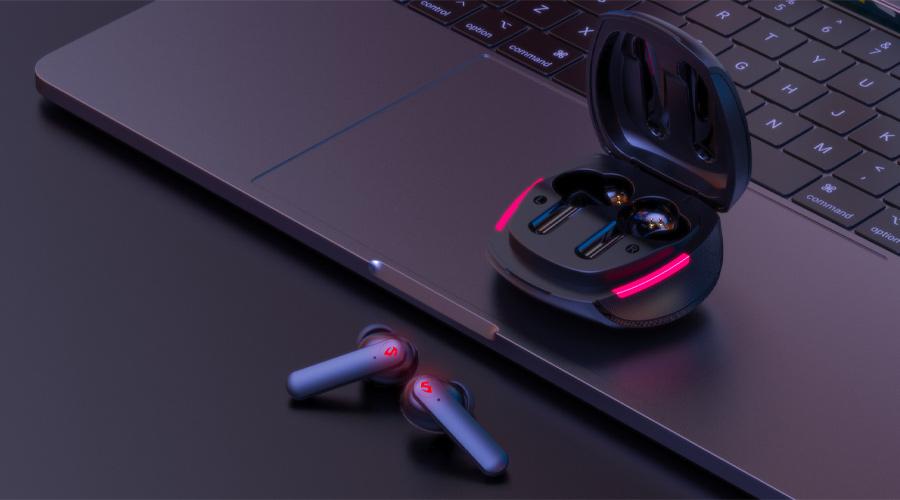 หูฟังไร้สาย SoundPEATS Gamer No.1 True Wireless รีวิว