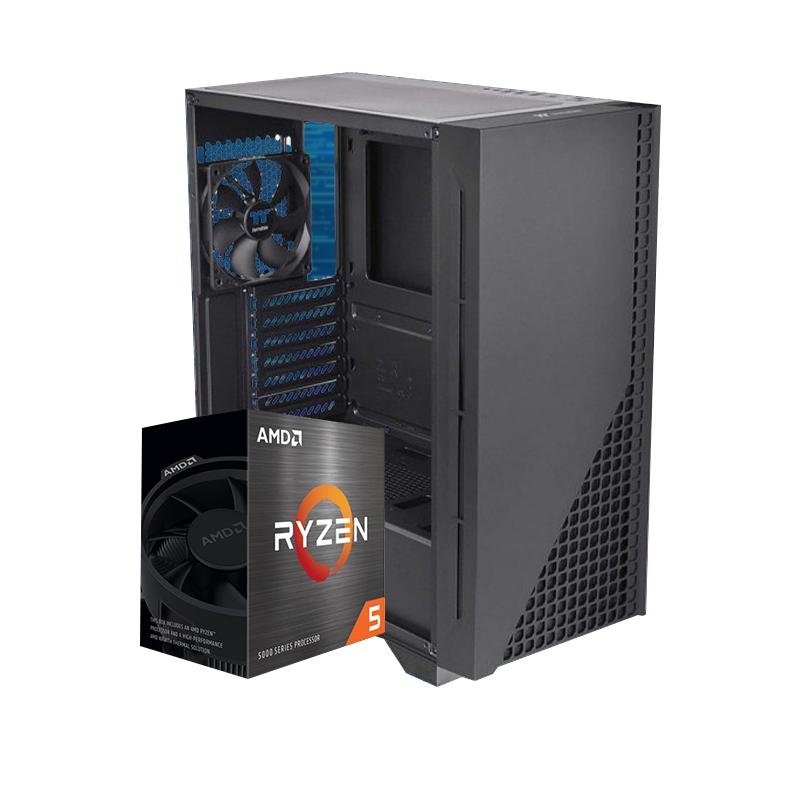คอมเล่นเกม iHAVECPU Set 8 Ryzen 5 5600X Radeon RX 6700 XT Ram 16GB Computer by iHAVECPU