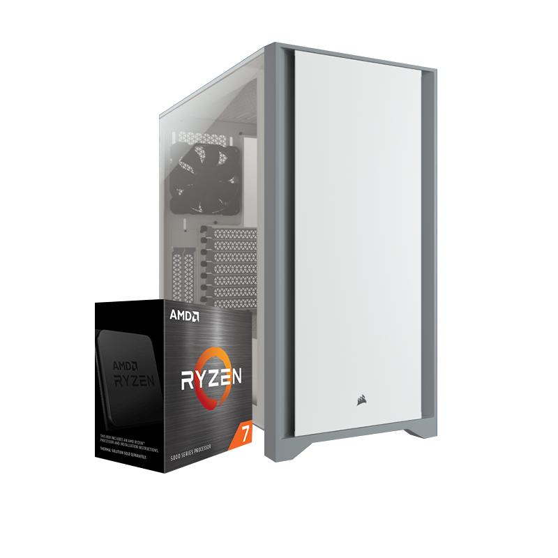 คอมเล่นเกม iHAVECPU Set 9 Ryzen 7 5800X Zotac RTX 2060 OC Ram 16GB Computer by iHAVECPU