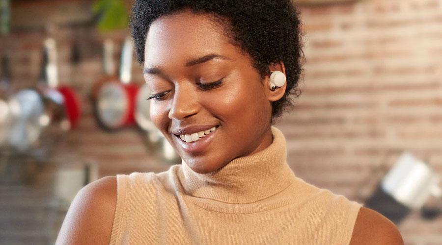 ขาย หูฟังไร้สาย Sony WF-1000XM4 True Wireless