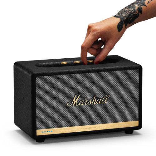 ซื้อ ลำโพงไร้สาย Marshall ACTON II Voice With Amazon Alexa Wireless Speaker
