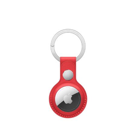 Apple AirTag Leather Key Ring Case เคสหนัง