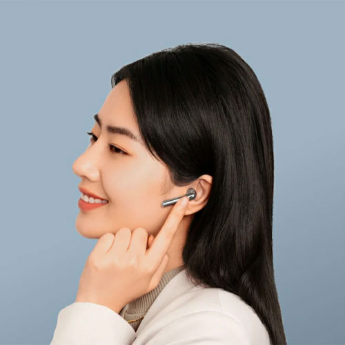 หูฟังไร้สาย Huawei FreeBuds 4 True Wireless เชื่อมต่อเสถียร