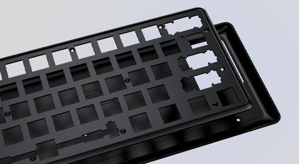 คีย์บอร์ด HyperX Alloy Origin 60 Red Switch Mechanical Keyboard ซื้อ-ขาย