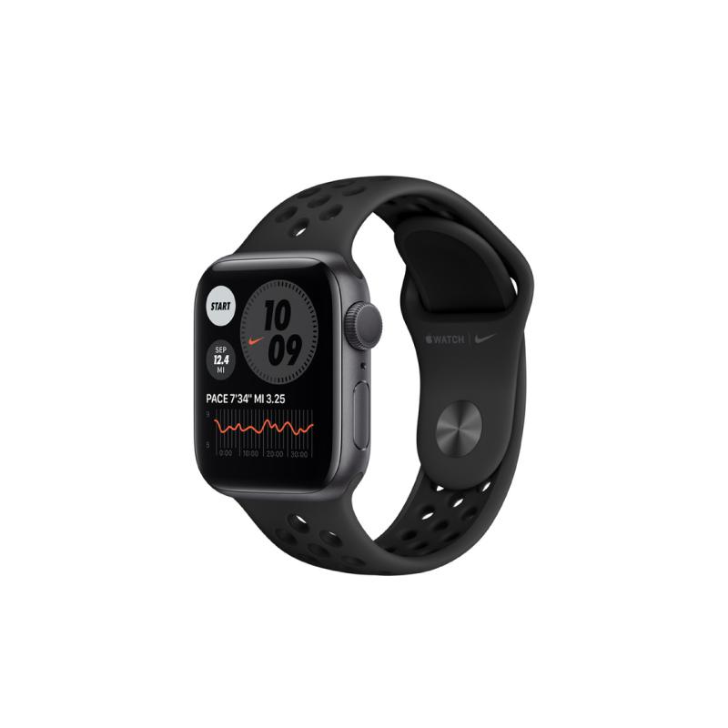 นาฬิกา Apple Watch Nike Series 6 Space Gray Aluminium Case with Nike Sport Band