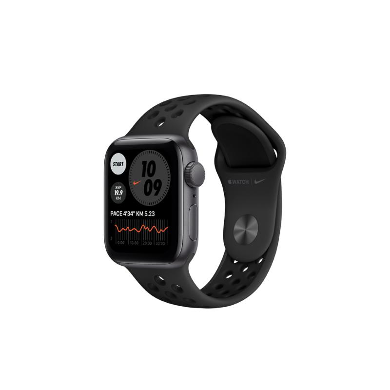 นาฬิกา Apple Watch Nike SE Space Gray Aluminium Case with Nike Sport Band