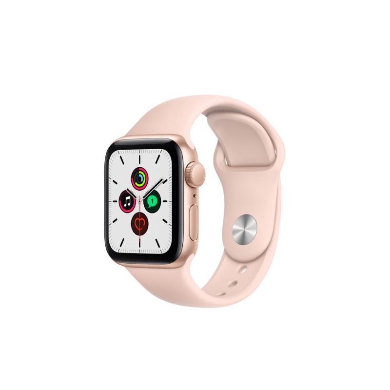 นาฬิกา Apple Watch SE Gold Aluminium Case with Sport Band