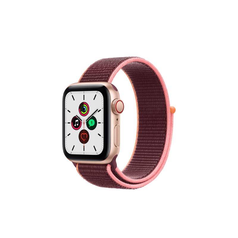 นาฬิกา Apple Watch SE Gold Aluminium Case with Sport Loop