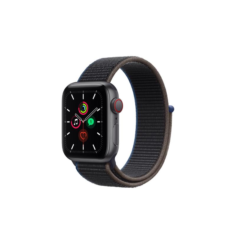 นาฬิกา Apple Watch SE Space Gray Aluminium Case with Sport Loop