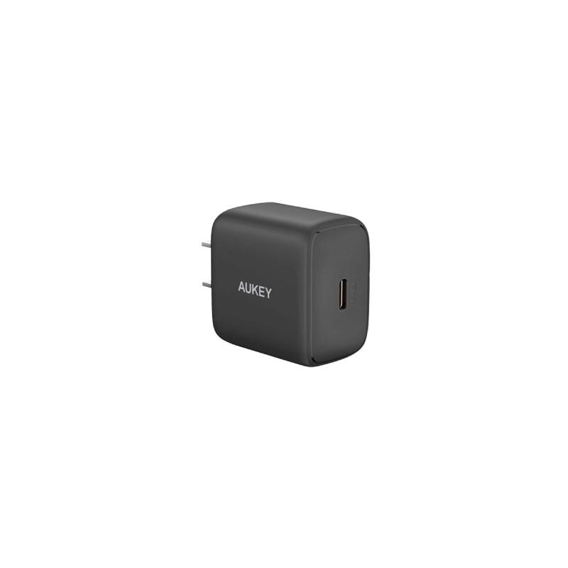 หัวชาร์จ AUKEY PA-R1A Swift 25W PPS Fast Charger with Power Delivery 3.0